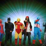 Cartoon Show Super Héros