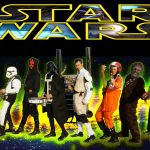 Compagnie, Orchestre de rue Cartoon Show : Fanfare électrique Star Wars