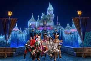 Compagnie, Orchestre de rue Cartoon Show : Fanfare électrique Noël Féérique